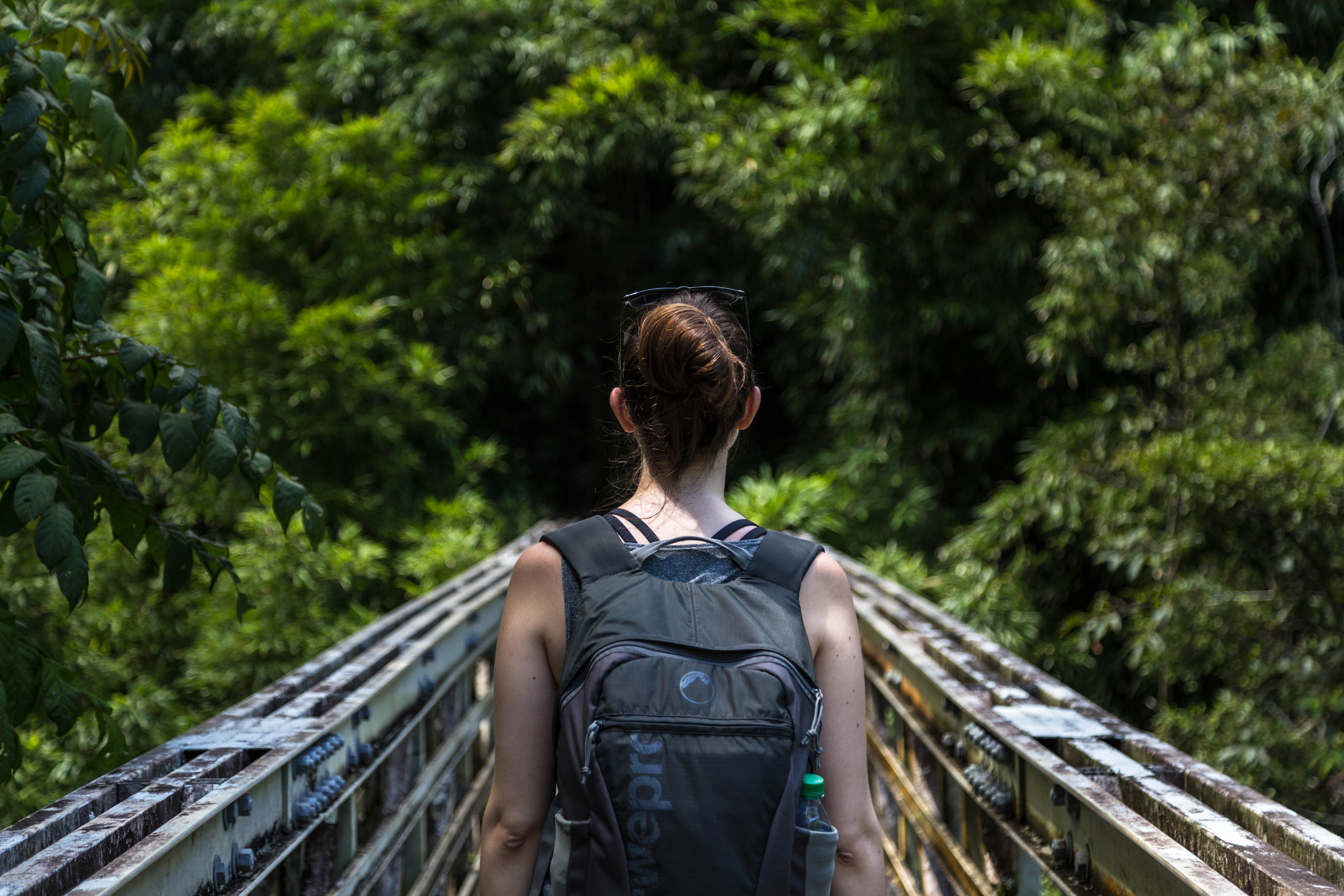 Women Who Walk Alone Travelling Lines
